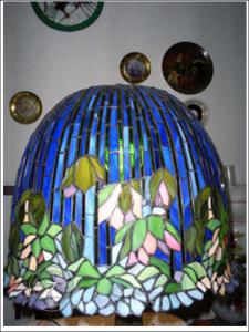 Lamparas Tiffany en Puerto Vallarta 15
