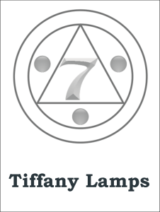 el 7 de cristal tiffany lamps puerto vallarta